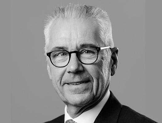 Portrait of Richard Johnston