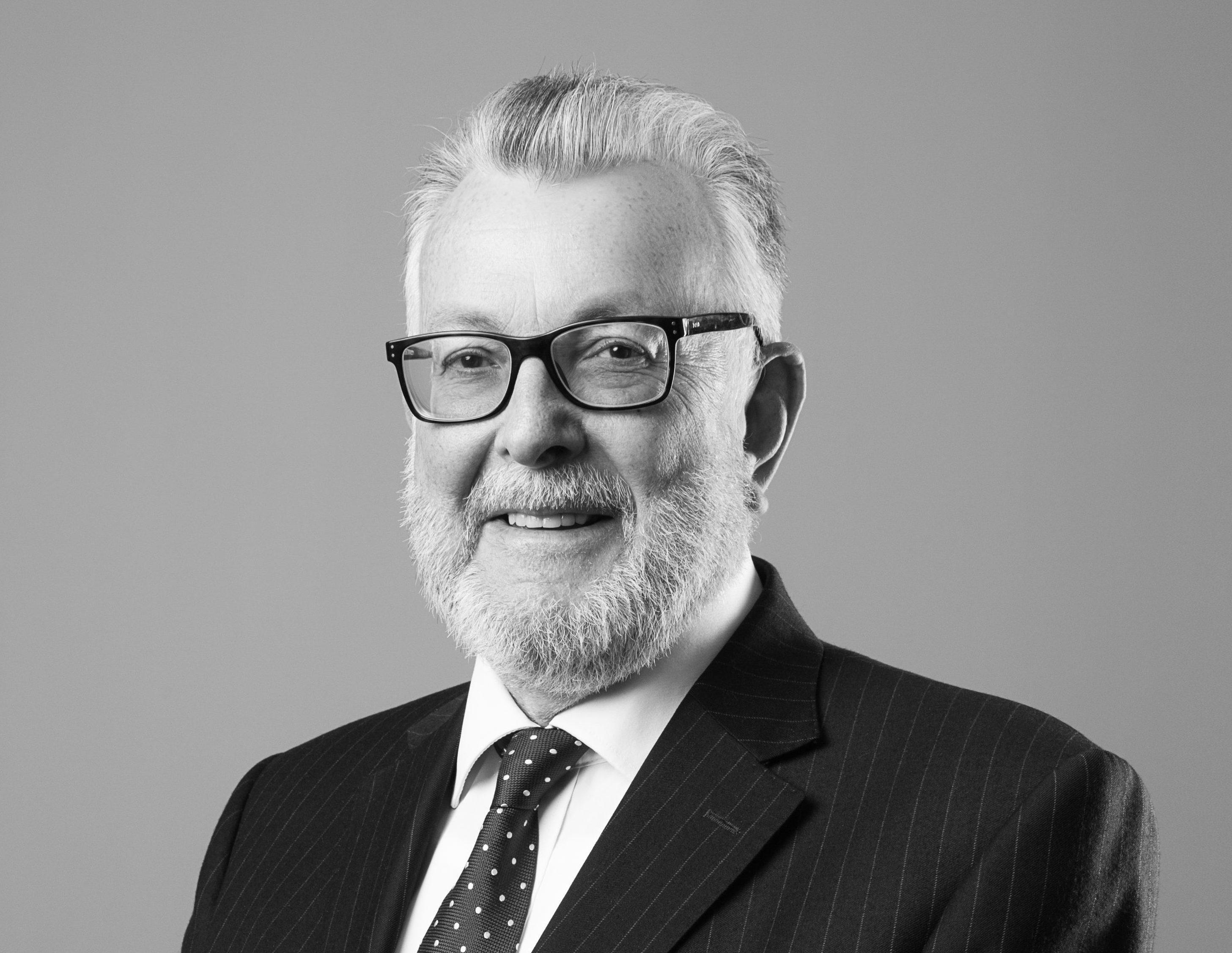 Portrait of Andrew Mitchell